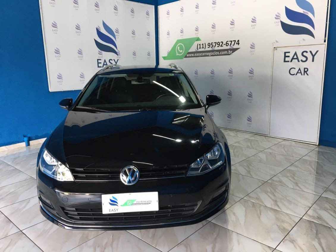 VOLKSWAGEN GOLF 1.4 TSI VARIANT HIGHLINE 16V 2016