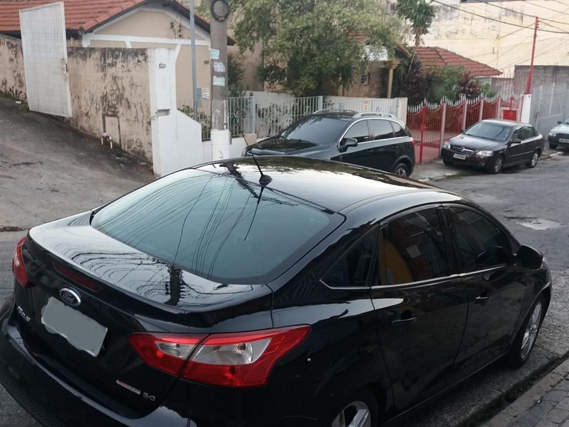 FORD FOCUS 2.0 S SEDAN 16V 2015