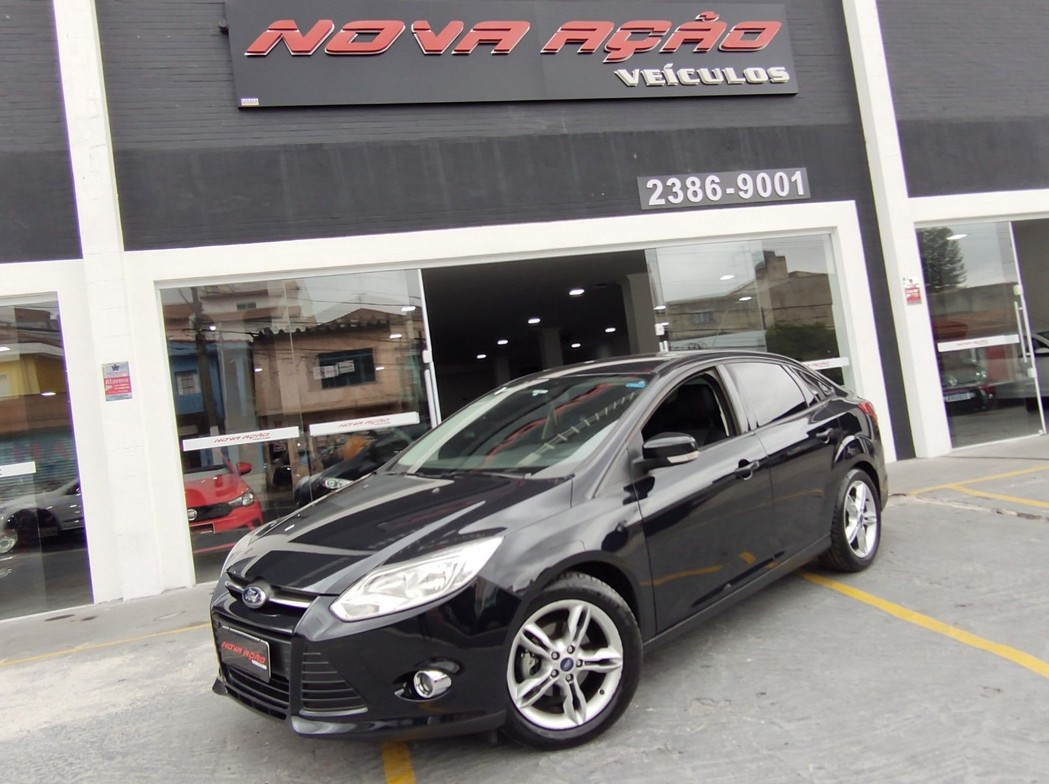 FORD FOCUS 2.0 SE SEDAN 16V 2015