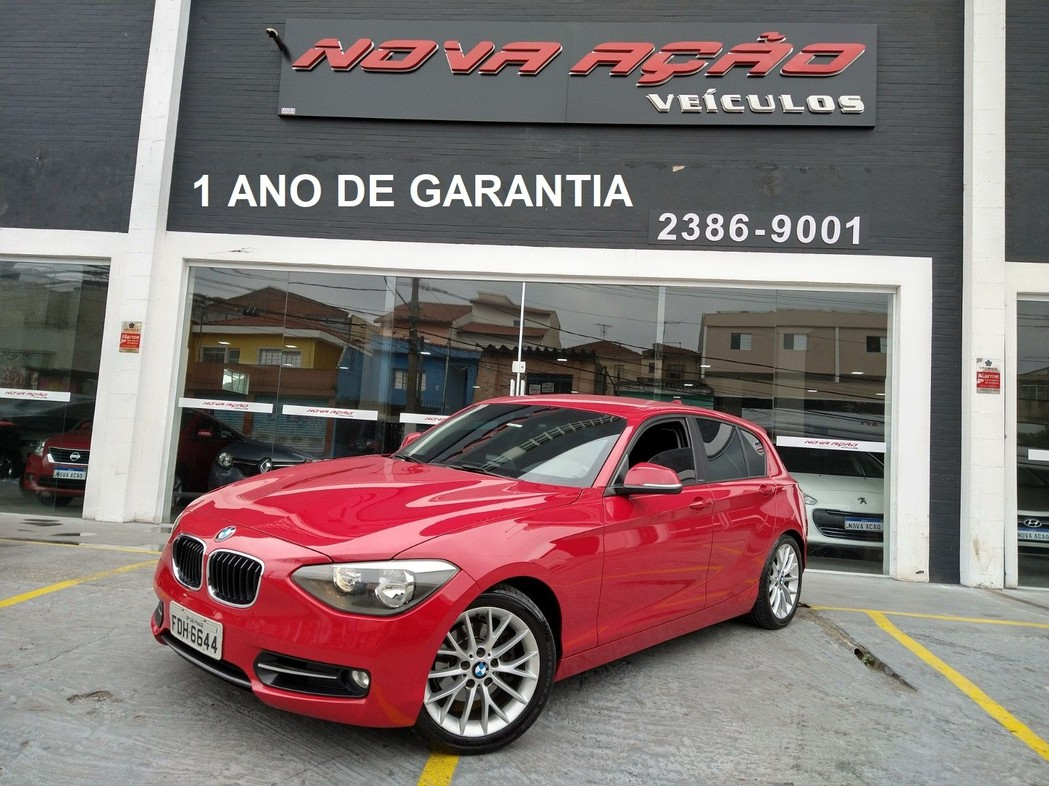 BMW 118i 1.6 SPORT GP 16V TURBO 2013