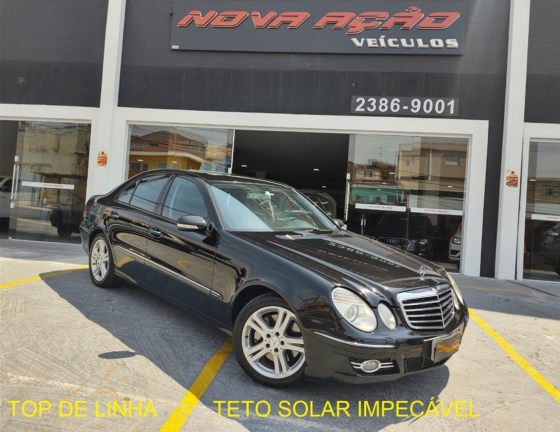 MERCEDES-BENZ E 350 3.5 AVANTGARDE V6 2007