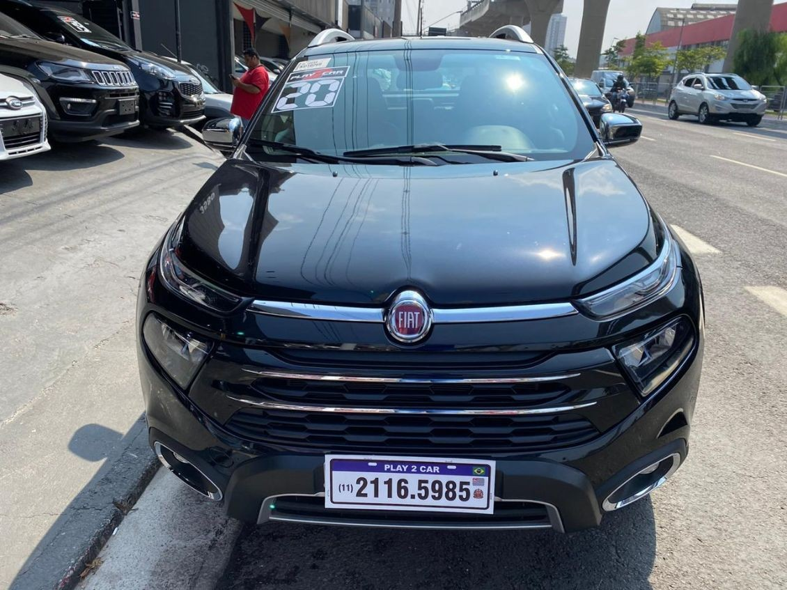 FIAT TORO 2.0 16V TURBO RANCH 4WD 2020