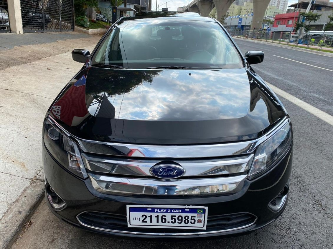 FORD FUSION 2.5 SEL 16V 2011