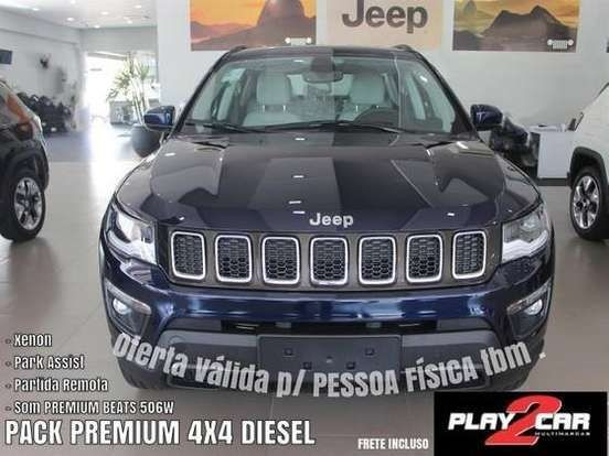 JEEP COMPASS 2.0 16V LONGITUDE 4X4 2021