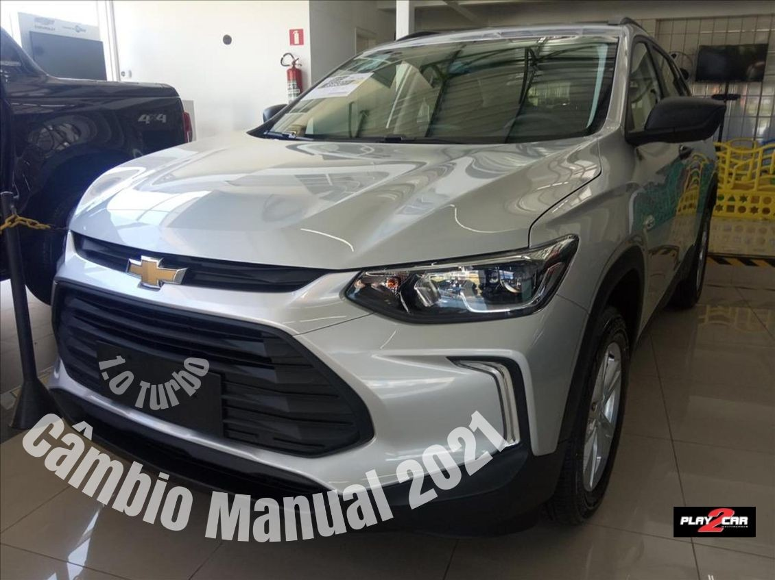 CHEVROLET TRACKER 1.0 TURBO 2021