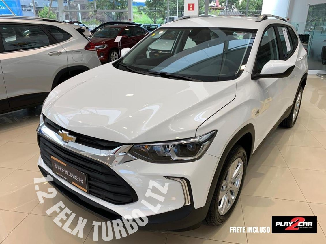 CHEVROLET TRACKER 1.2 TURBO LTZ 2021