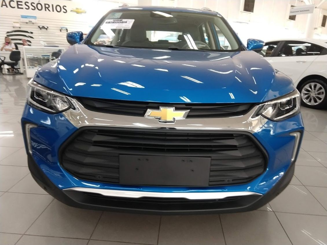 CHEVROLET TRACKER 1.2 TURBO PREMIER 2021