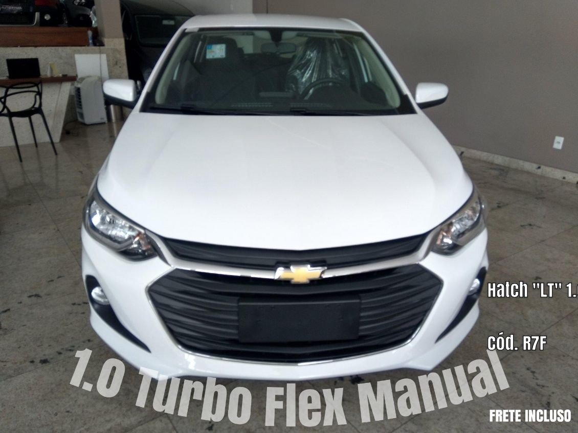 CHEVROLET ONIX 1.0 TURBO LT 2020