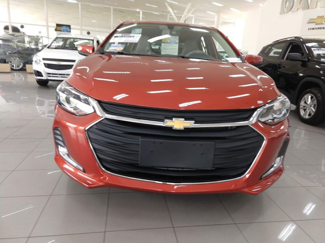 CHEVROLET ONIX 1.0 TURBO PREMIER 2020