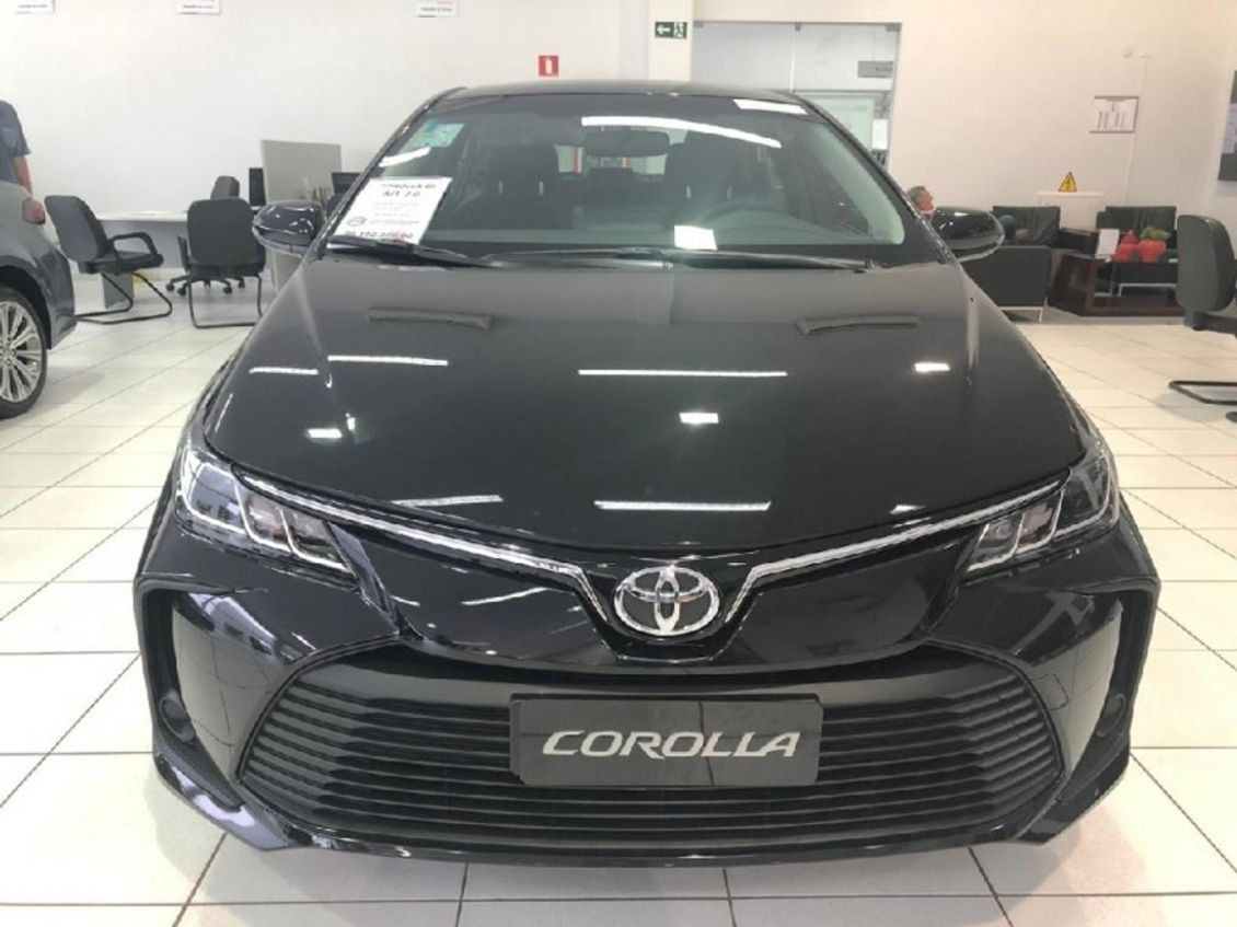 TOYOTA COROLLA 2.0 VVT-IE GLI DIRECT SHIFT 2020