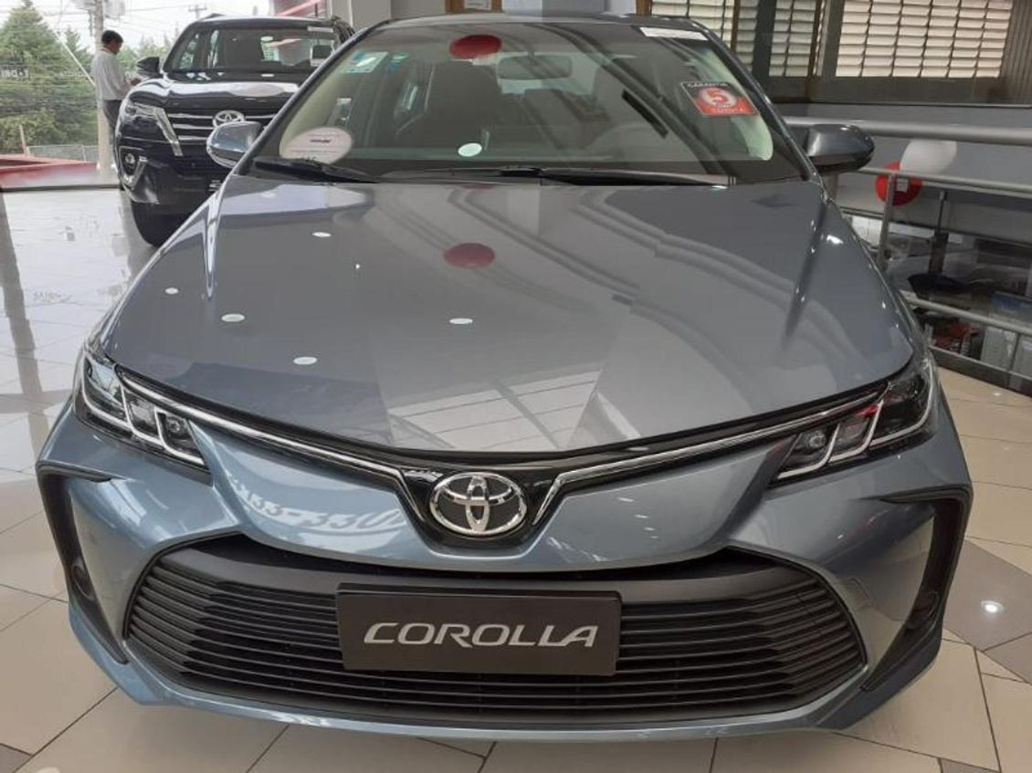 TOYOTA COROLLA 2.0 VVT-IE GLI DIRECT SHIFT 2021
