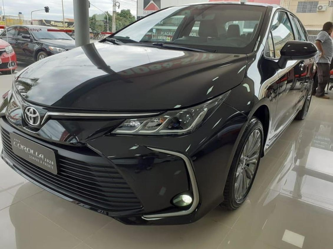 TOYOTA COROLLA 2.0 VVT-IE XEI DIRECT SHIFT 2021