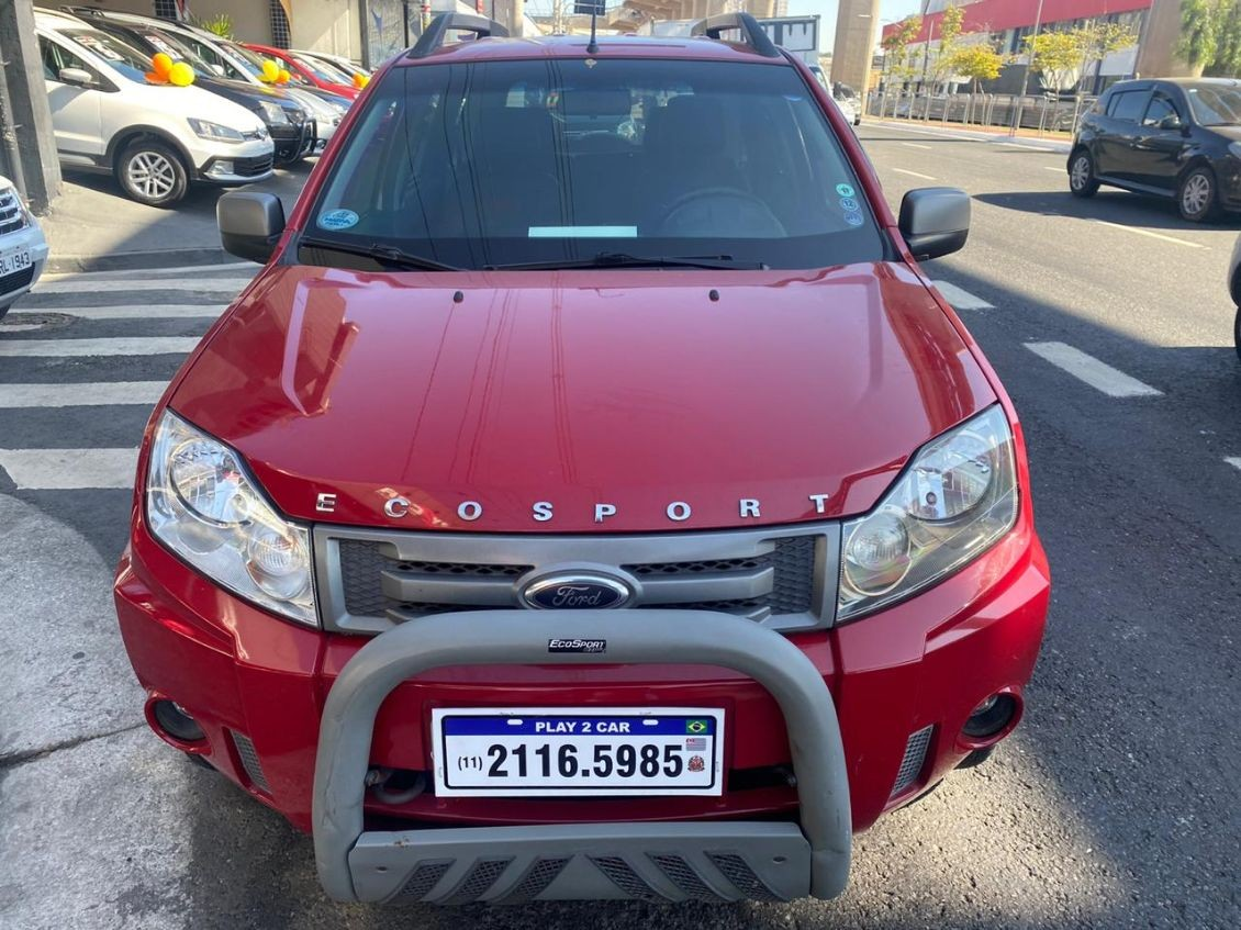 FORD ECOSPORT 1.6 FREESTYLE 16V 2011