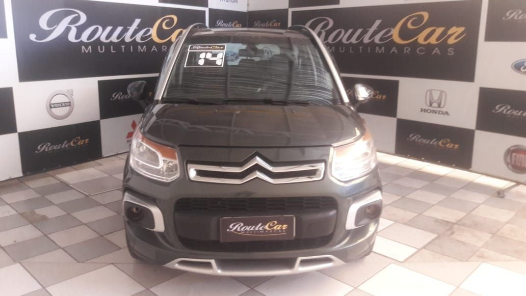 CITROEN AIRCROSS 1.6 EXCLUSIVE 16V 2014