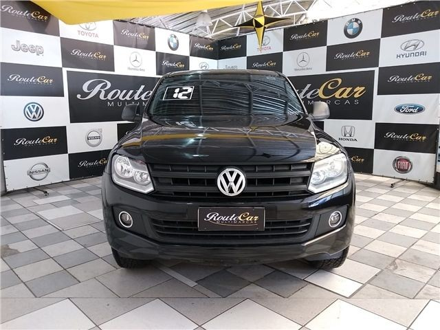 VOLKSWAGEN AMAROK 2.0 SE 4X4 CD 16V TURBO INTERCOOLER 2012