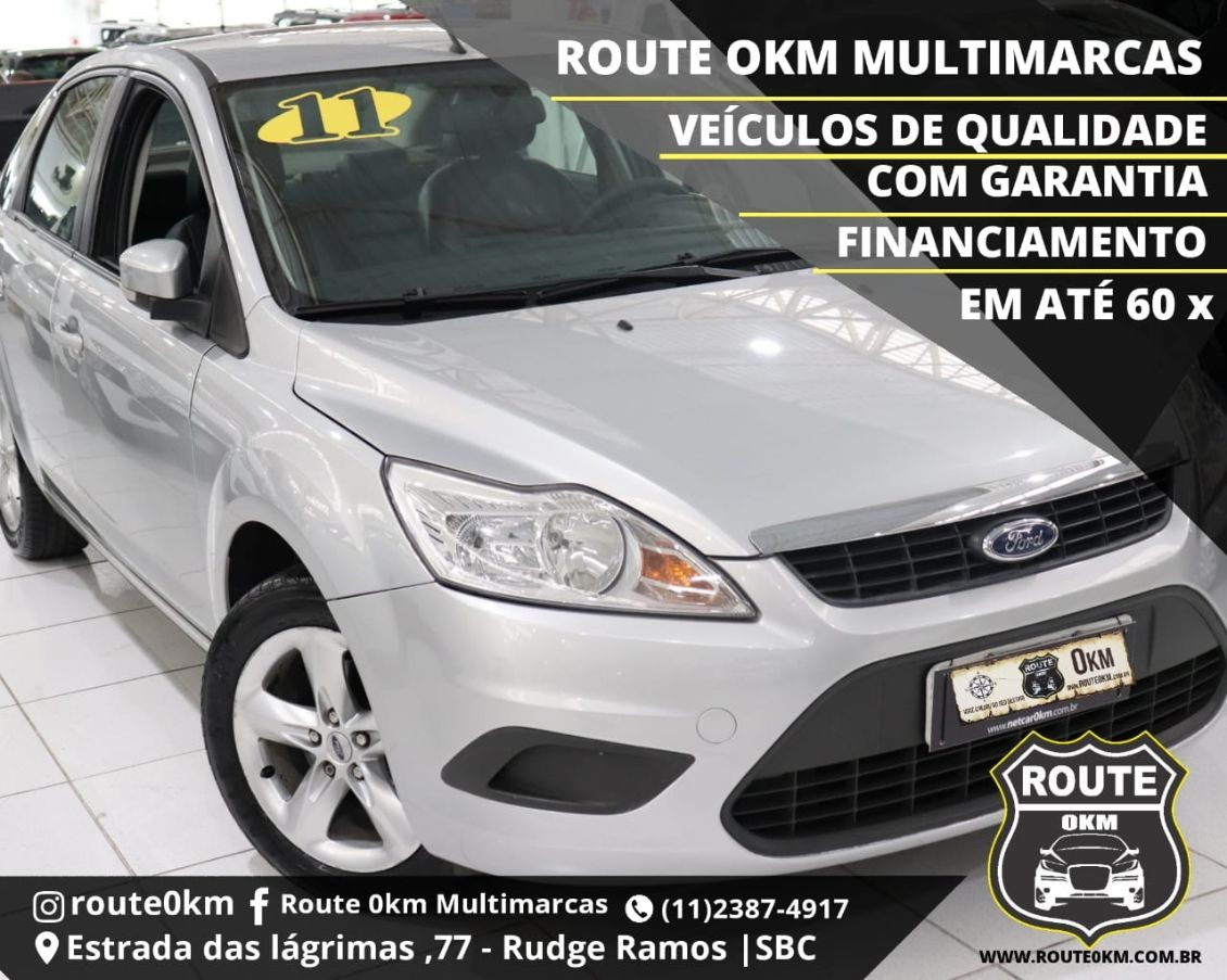 FORD FOCUS 2.0 GLX SEDAN 16V 2009