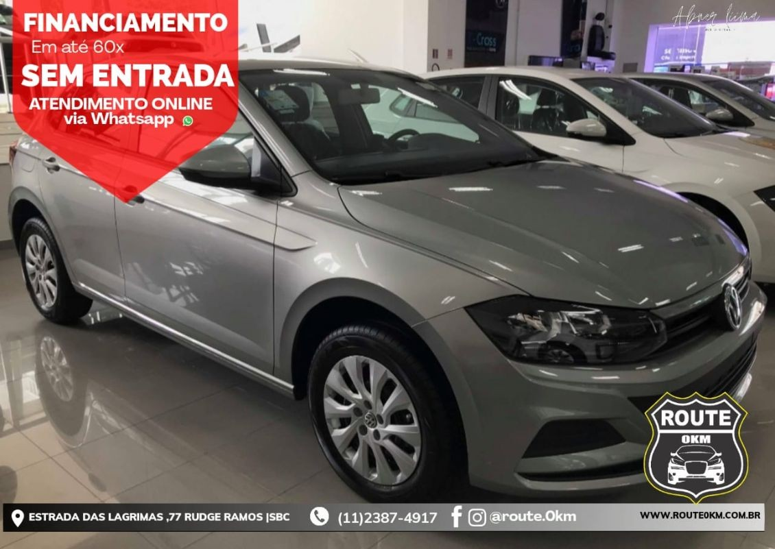 VOLKSWAGEN POLO 1.0 MPI TOTAL 2020