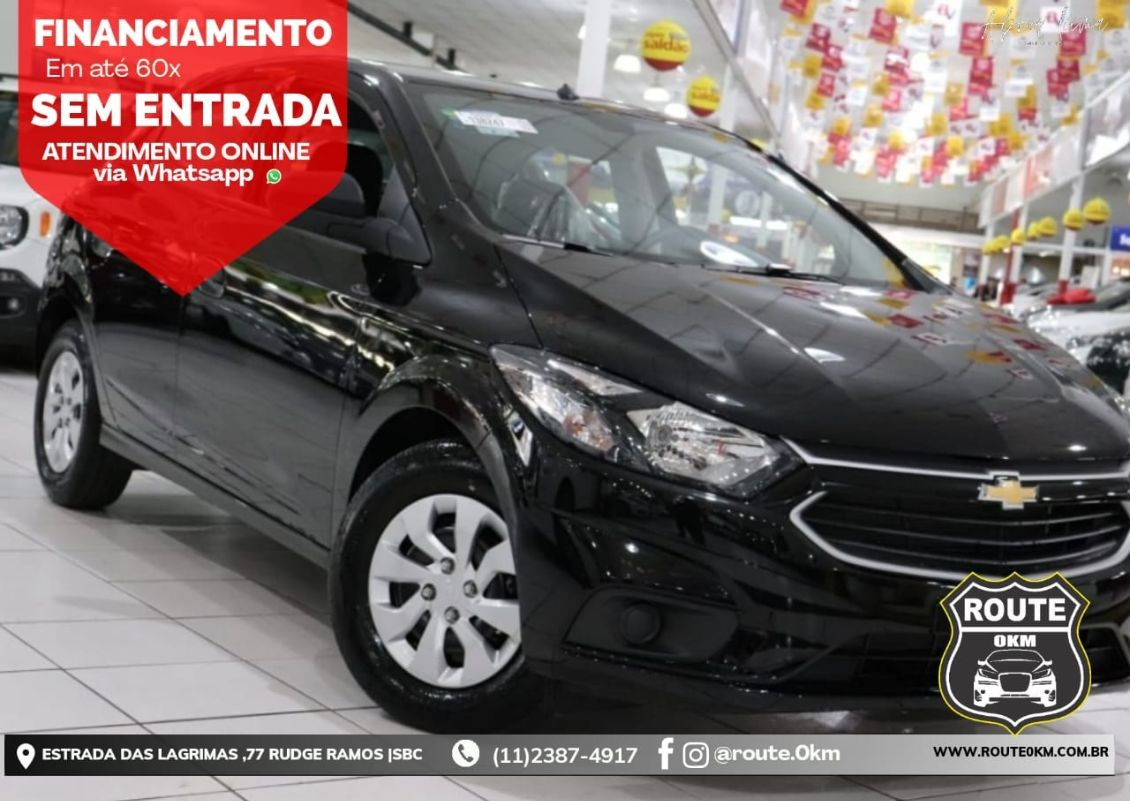 CHEVROLET JOY 1.0 SPE4 2020