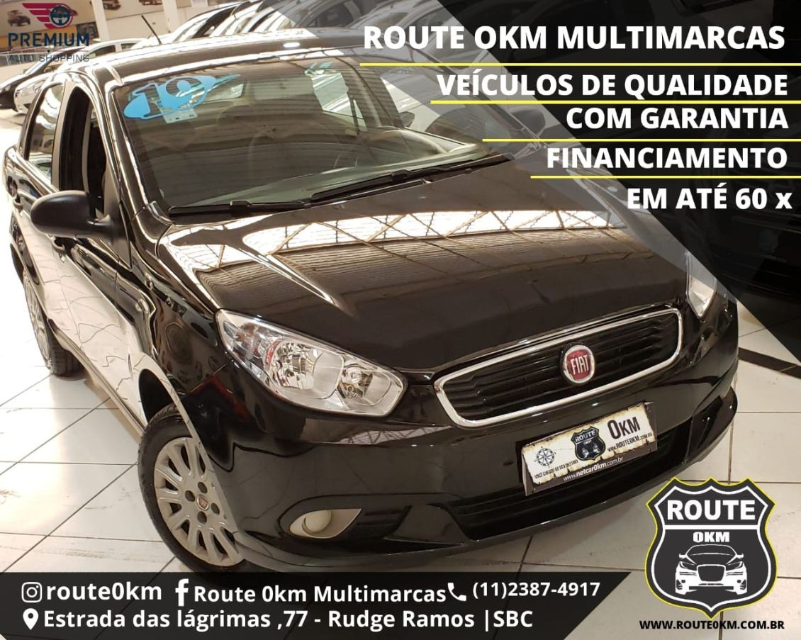 FIAT GRAND SIENA 1.0 EVO ATTRACTIVE 2019