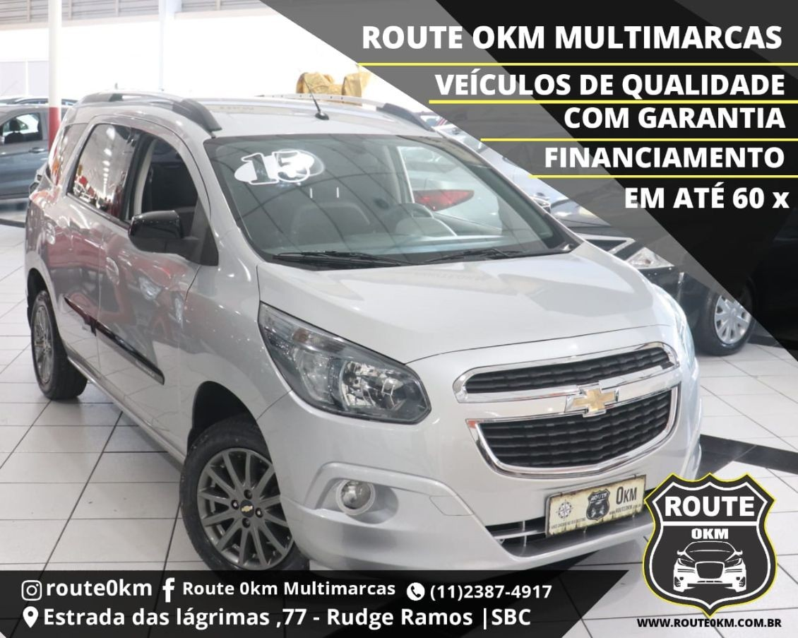 CHEVROLET SPIN 1.8 ADVANTAGE 8V 2015