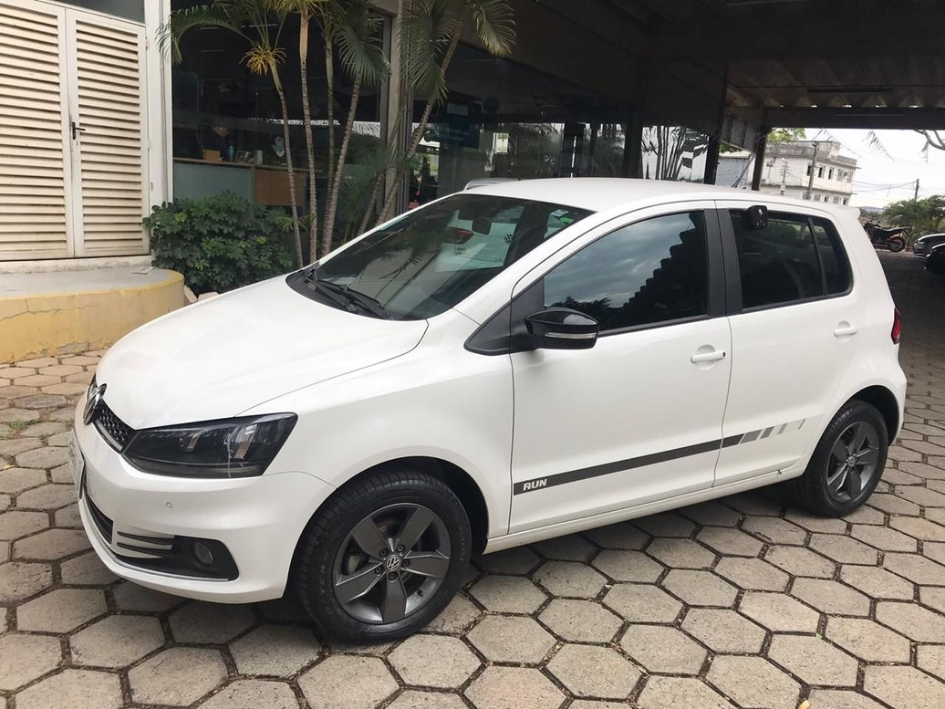 VOLKSWAGEN FOX 1.6 MSI RUN 8V 2017