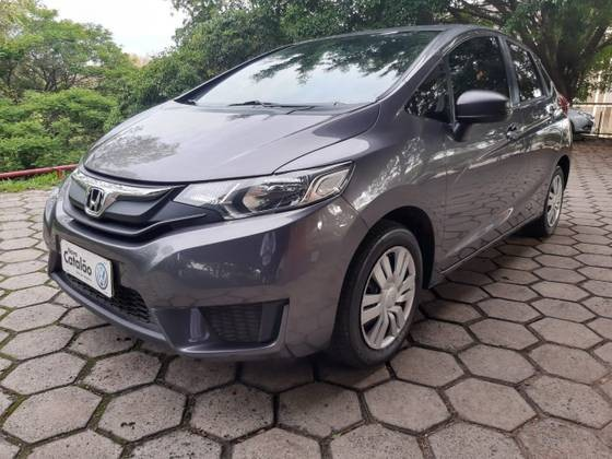 HONDA FIT 1.5 DX 16V 2015