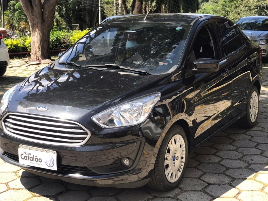 FORD KA + 1.5 SIGMA ADVANCED 2019