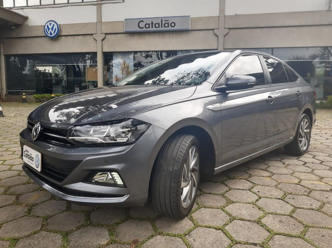 VOLKSWAGEN VIRTUS 1.0 200 TSI HIGHLINE 2019