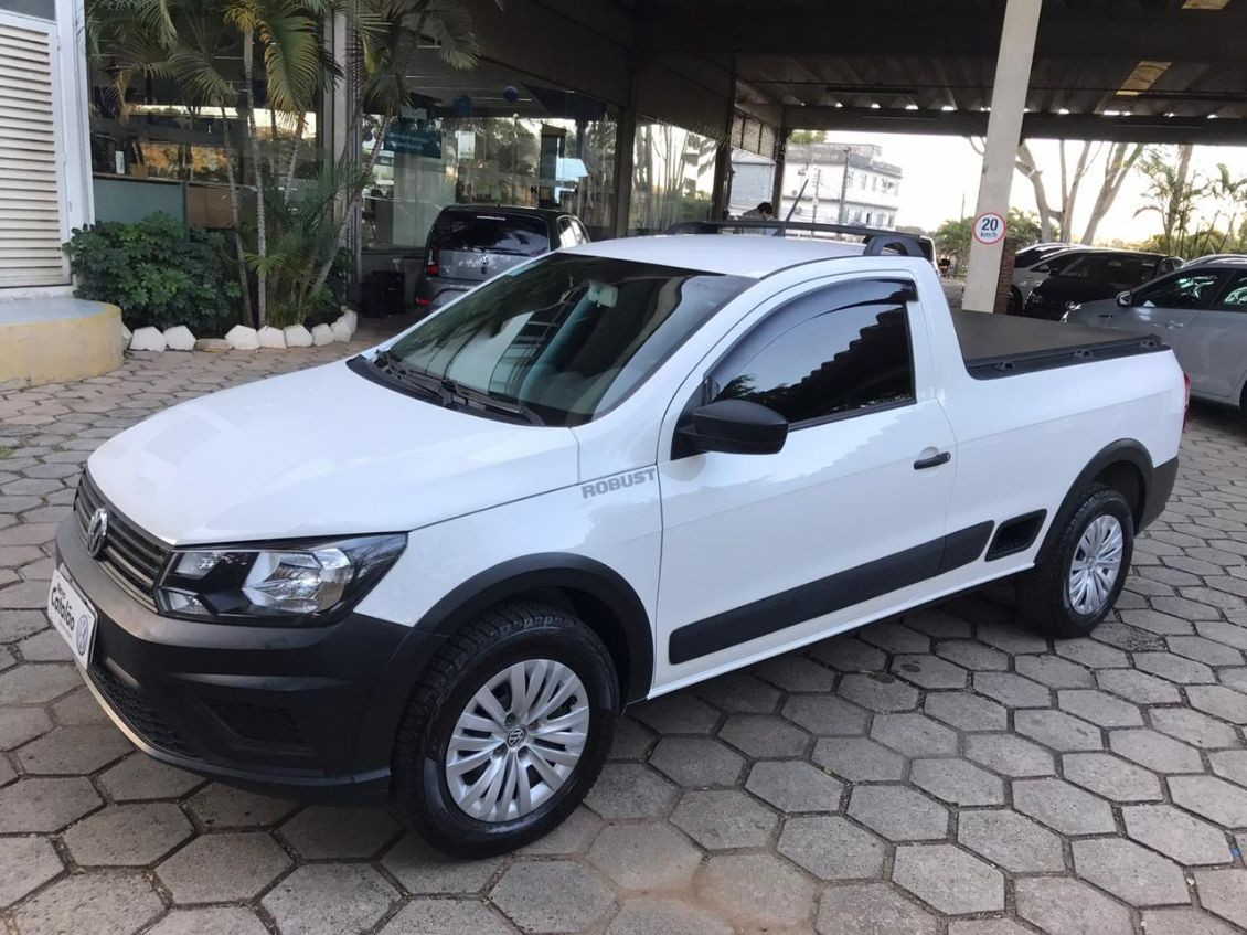 VOLKSWAGEN SAVEIRO 1.6 MSI ROBUST CS 8V 2019