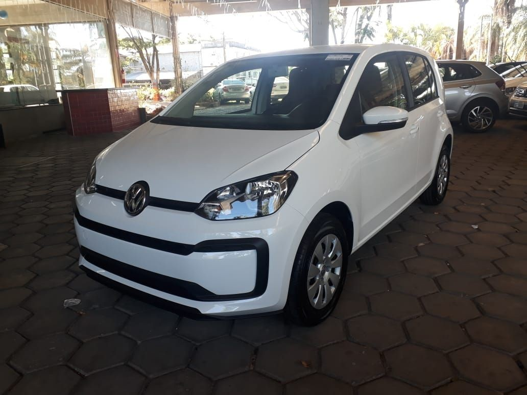 VOLKSWAGEN UP 1.0 MPI TOTAL 2020