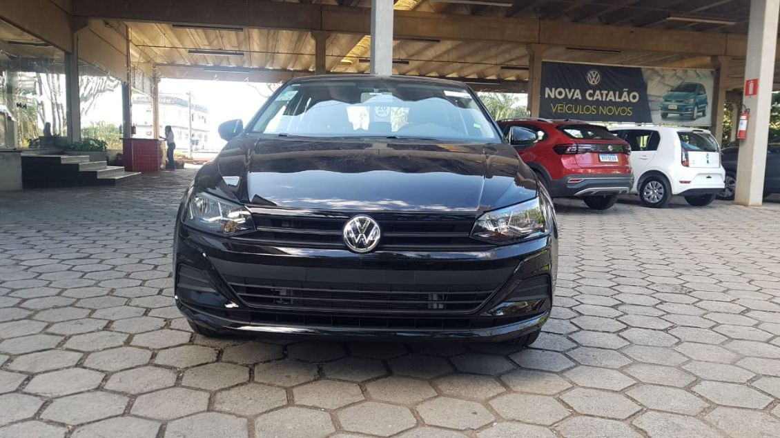 VOLKSWAGEN POLO 1.6 MSI TOTAL 2020