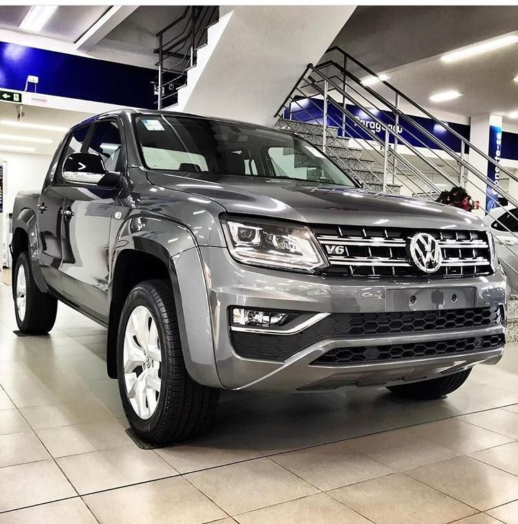 VOLKSWAGEN AMAROK 3.0 V6 TDI HIGHLINE CD 4MOTION 2020