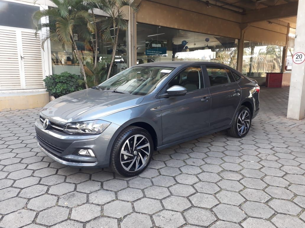 VOLKSWAGEN VIRTUS 1.0 200 TSI HIGHLINE 2021