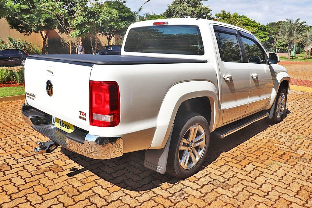 AMAROK 2.0 HIGHLINE 4X4 CD 16V TURBO INTERCOOLER