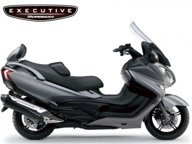 SUZUKI BURGMAN 650 EXECUTIVE  2019