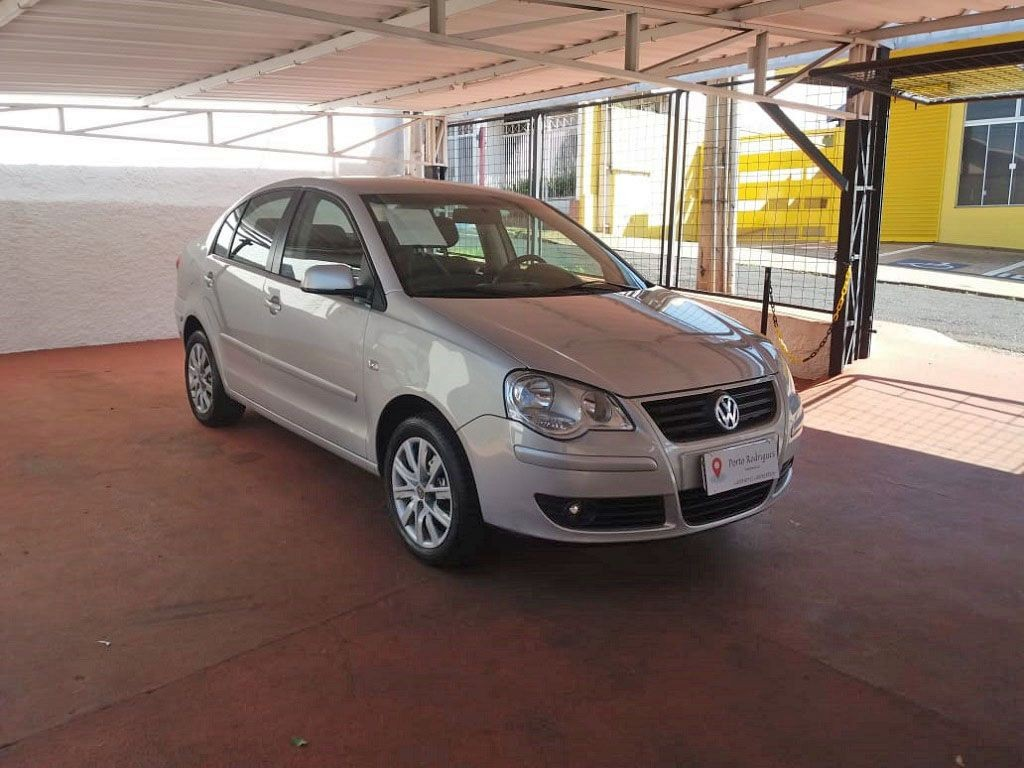 VOLKSWAGEN POLO SEDAN 1.6 MI 8V 2009
