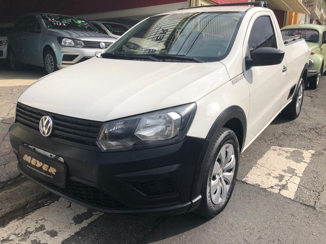 VOLKSWAGEN SAVEIRO 1.6 MSI ROBUST CS 8V 2017