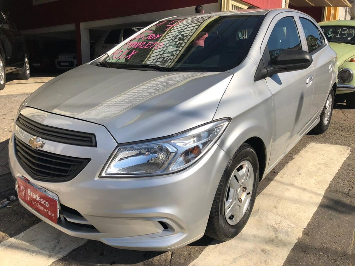 CHEVROLET ONIX 1.0 MPFI JOY 8V 2017