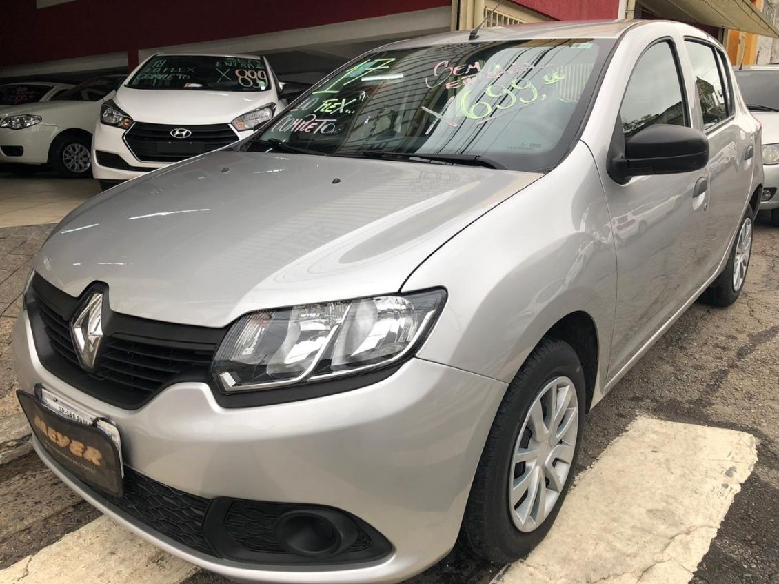 RENAULT SANDERO 1.0 AUTHENTIQUE 16V 2017