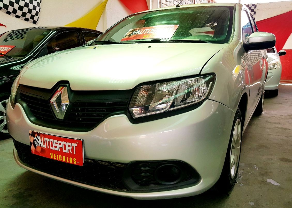 RENAULT SANDERO 1.0 AUTHENTIQUE 16V 2016