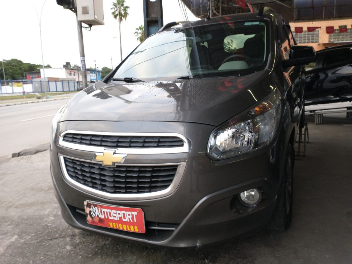 CHEVROLET SPIN 1.8 ADVANTAGE 8V 2014