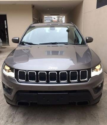JEEP COMPASS 2.0 16V LIMITED 2020