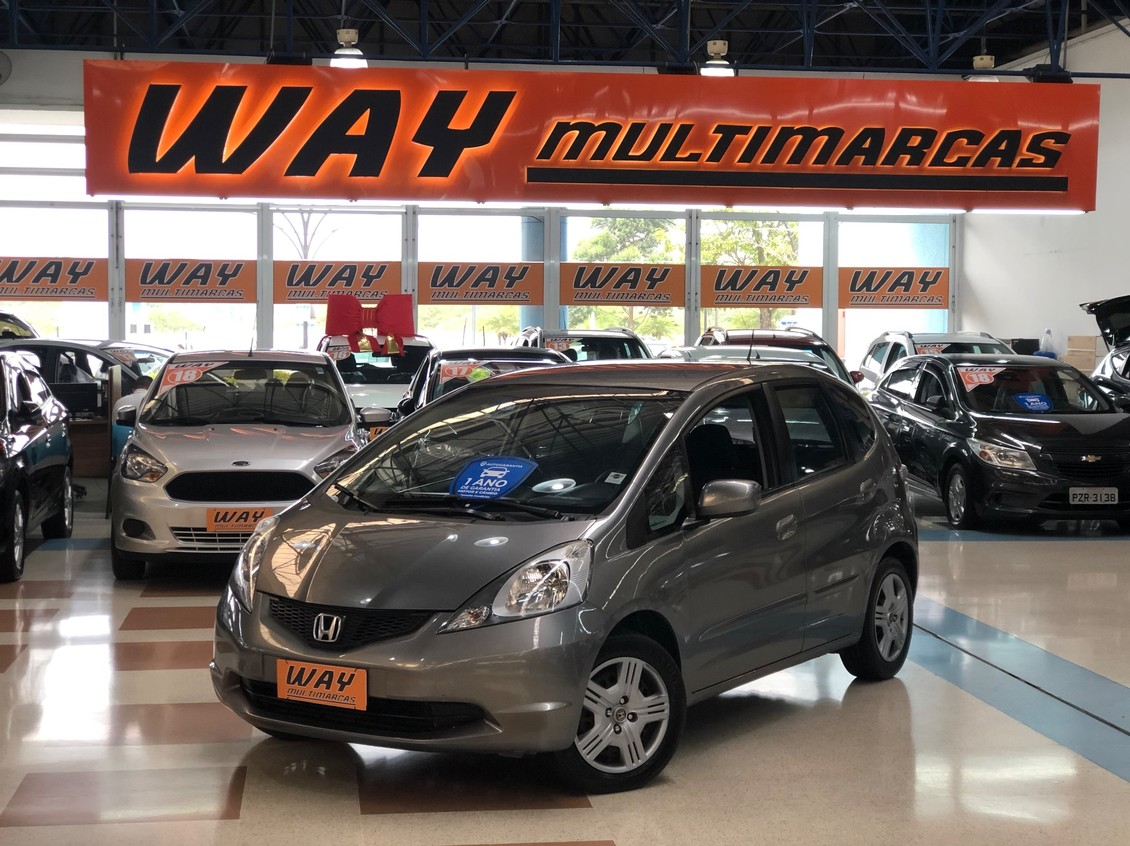 HONDA FIT 1.4 DX 16V 2012