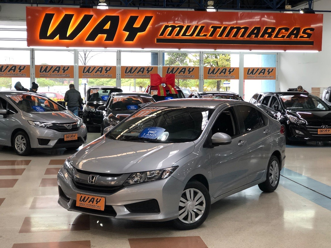 HONDA CITY 1.5 DX 16V 2017