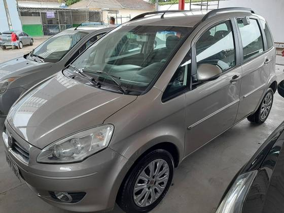 FIAT IDEA 1.4 MPI ATTRACTIVE 8V 2013