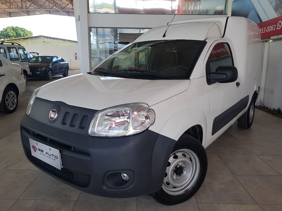 FIAT FIORINO 1.4 MPI FURGAO HARD WORKING 8V 2020