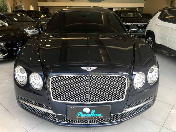 BENTLEY FLYING SPUR 6.0 W12 TURBO GASOLINA AUTOMATICO