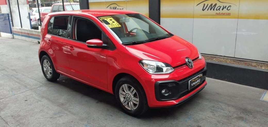 VOLKSWAGEN UP 1.0 TSI MOVE UP 12V 2018
