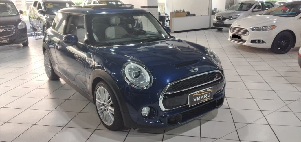 MINI COOPER 2.0 S TOP 16V TURBO 2016