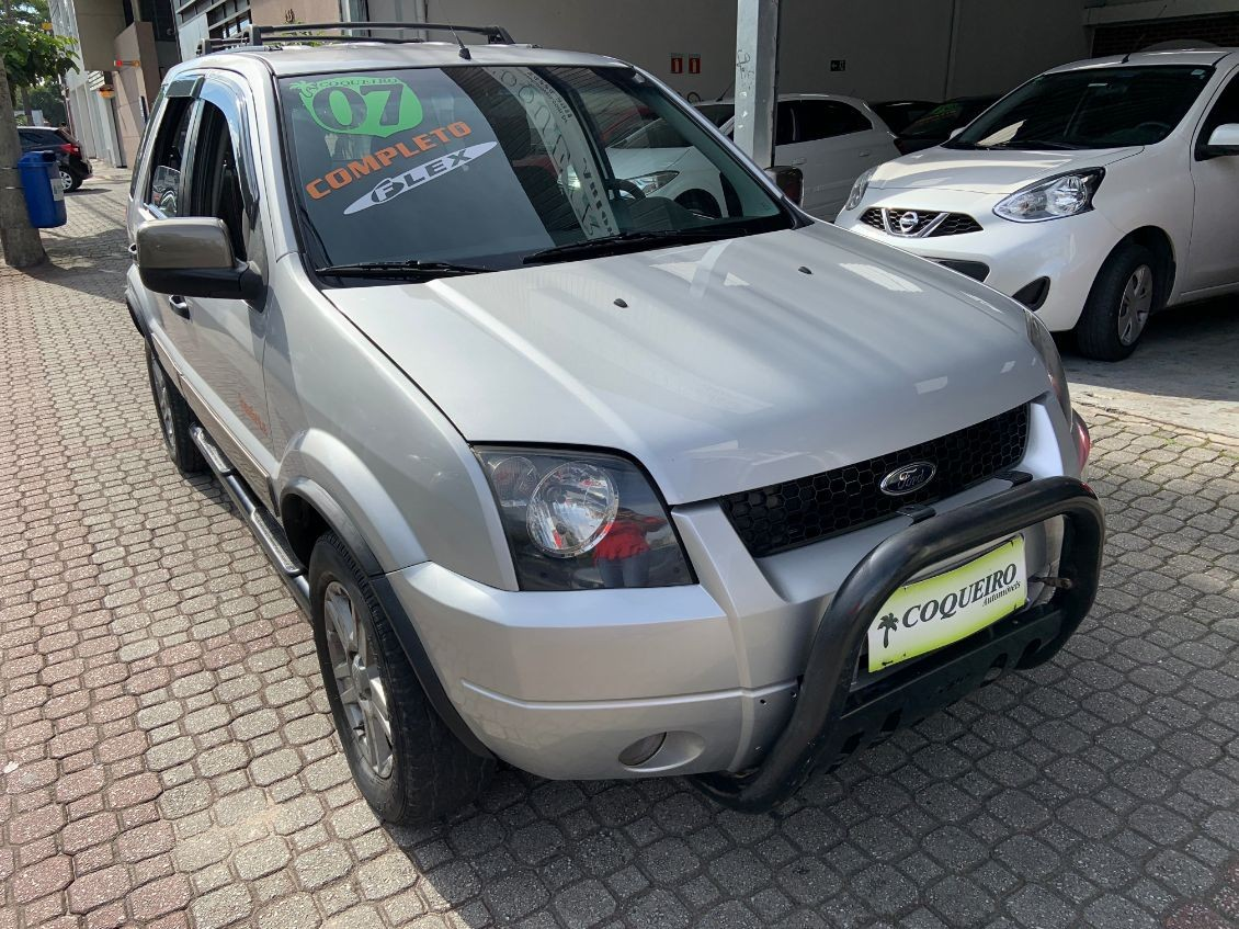 FORD ECOSPORT 1.6 XLT FREESTYLE 8V 2007